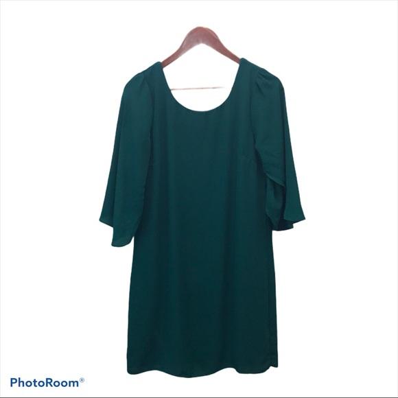 Charlotte Russe Green Dress